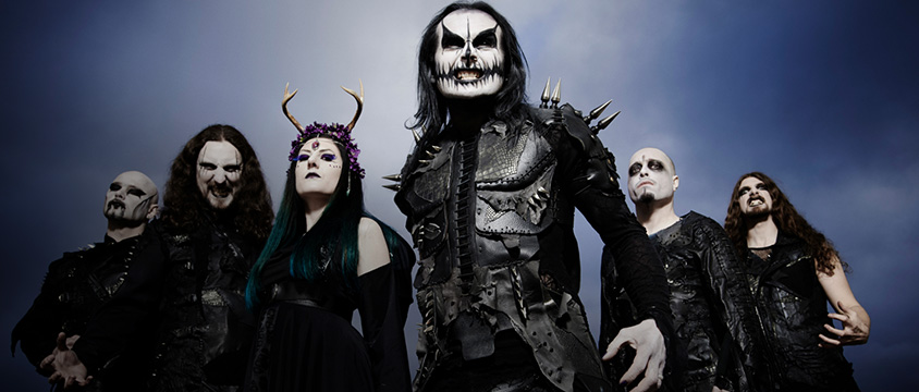 Cradle of Filth Frontman Dani Filth on Dense Albums, Sexual Imagery and Embracing the Archaic