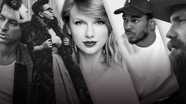 2016 Grammy Winners, With AllMusic Reviews