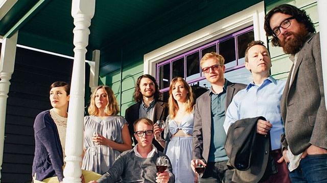 Album Premiere: Loch Lomond, 'Pens From Spain'