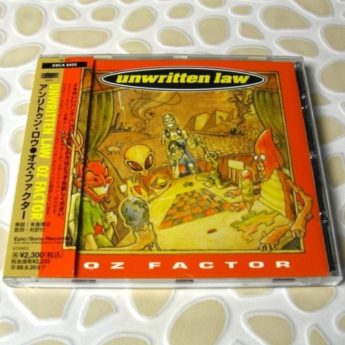 Oz Factor