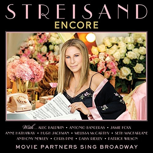 Encore : movie partners sing Broadway / Barbra Streisand.